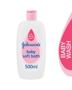 Johnson Baby Bath Soft 500 ml