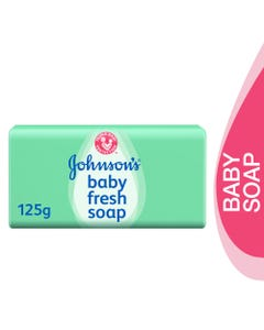 جونسون صابون فريش 125 جم