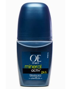 OE Men Deo Roll On Mineral Active 50 ml