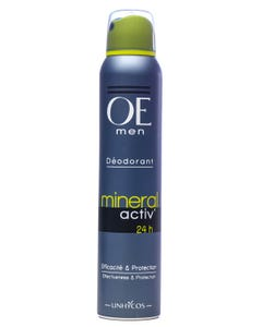 OE Men Deo Spray Mineral Active 200 ml