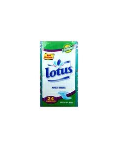Lotus Adult Diaper XLarge 24 pcs