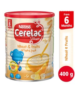 Cerelac Baby Cereal Fruits 400 gm