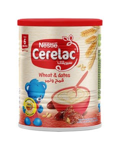 Cerelac Baby Cereal Dates 400 gm