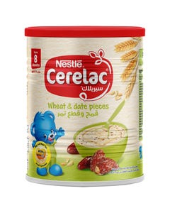 Cerelac Baby Cereal Date Pieces 400 gm