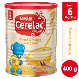 Cerelac Baby Cereal Honey 400 gm
