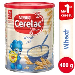 Cerelac Baby Cereal Wheat 400 gm