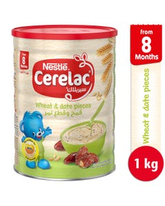 Cerelac Baby Cereal Date Pieces 1000 gm