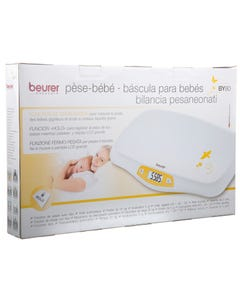 Beurer Digital Scale For Baby BY80