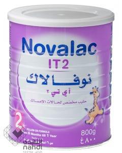 Novalac Baby Milk IT (2) 800 gm