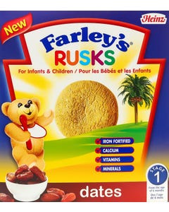Farleys Baby Rusks Dates 300 gm