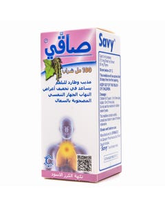 Savy Syrup 100 ml