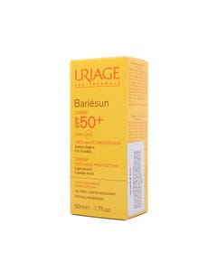 Uriage Cream Bari sun Fragrance Free SPF50+ - 50 ml