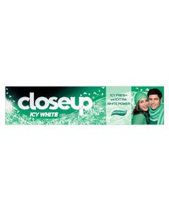 Close-Up Toothpaste Icy White Menthol Brust 100 ml