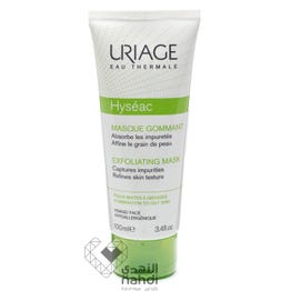Uriage Hyseac Exfoliating Mask 100 ml