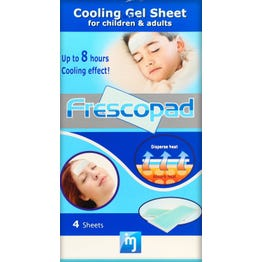 Frescopad Cooling Sheet 4 pcs.