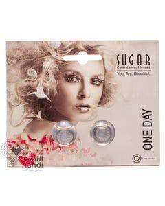 Sugar Lenses Daily Twin Grey