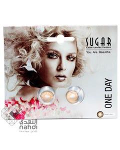Sugar Lenses Daily Trio Hazel 00/00