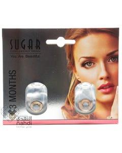 Sugar Lenses 3 Months Mono Hazel