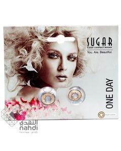 Sugar Lenses Daily Mono Hazel