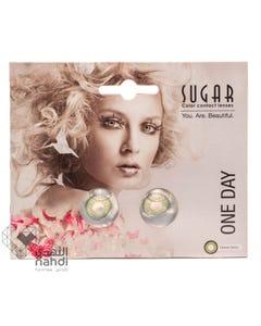Sugar Lenses Daily Trio Green
