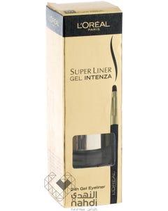Loreal Super Liner Gel Eyeliner Pure Black