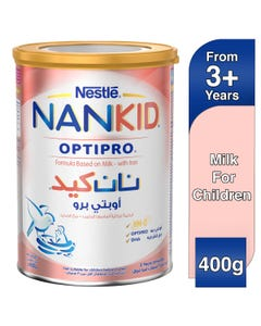 Nan Baby Milk No.(4) 400 gm