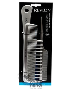 Revlon Protect & Style Comb Set