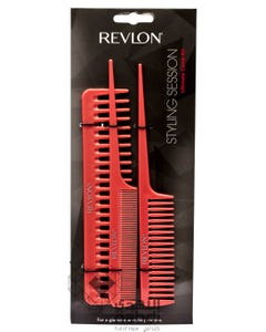Revlon Styling Session Ultimate Comb Set