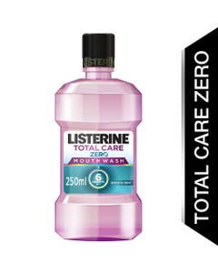 Listerine Mouthwash Total Care Zero 250 ml