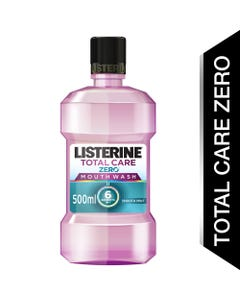 Listerine Mouthwash Total Care Zero 500 ml