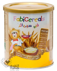 Fabicereals Baby Cereal Wheat 400 gm