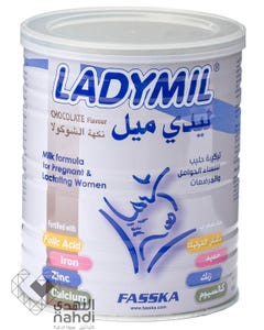 Ladymil Nutritional Supplement Milk Chocolate 400 gm
