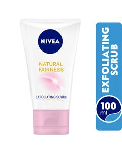 Nivea Whitening Scrub 100 ml