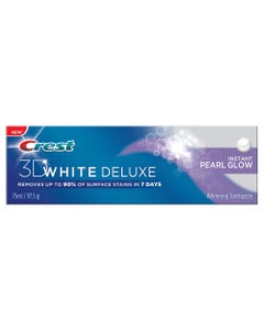 Crest Toothpaste 3D White Deluxe Vitalizing Fresh 75 ml