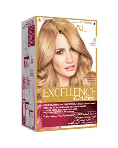 Excellence Cream Light Blonde 8