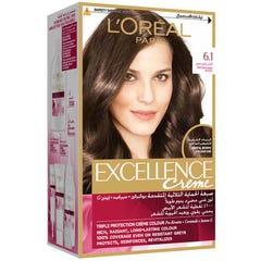 Excellence Cream Dark Ash Blonde 6.1