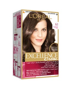 Excellence Cream Dark Ash Blonde 6.1