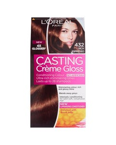 Casting Hair Color Golden Brown 432