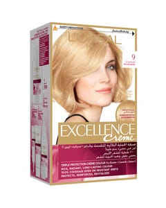 Excellence Cream Very Light Blonde 9