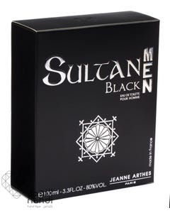 Jenne Arthes Sultane Black EDT Man 100 ml