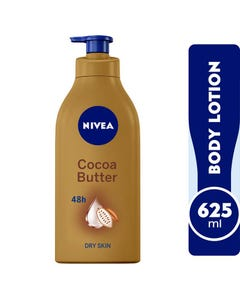 Nivea Body Lotion Cocoa Butter 625 ml