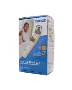 Omron-Thermoscan Ear Thermometer Eft521