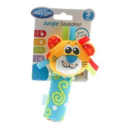 Playgro Jungle Squeaker Lion Shape 3m+