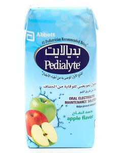 Pedialyte Solution With Apple Flavor 200 ml