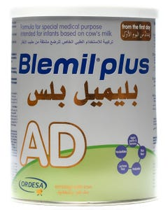 Blemil Plus Baby Milk Ad 250 gm