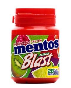 Mentos Bottle Juice Blast Assorted 56 gm