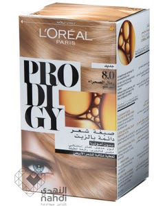 Prodigy Hair Coloring Dune - Light Blonde 8.0