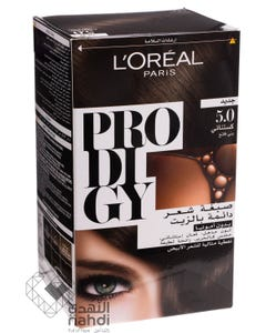 Prodigy Hair Coloring Chestnut - Light Brown 5.0
