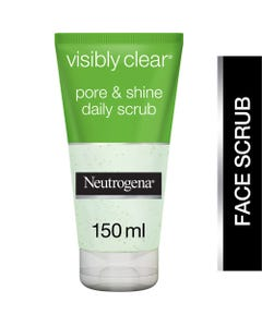 Neutrogena Visibly Clear Pore&Shine Daily Scrub 150 ml