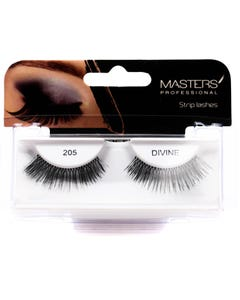 Masters Professional False Lashes 205